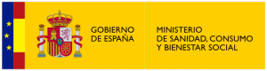 logotipo Ministerio de Sanidad