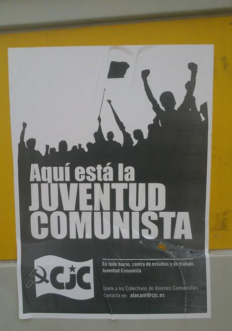 Colectivos de Juventudes Comunistas