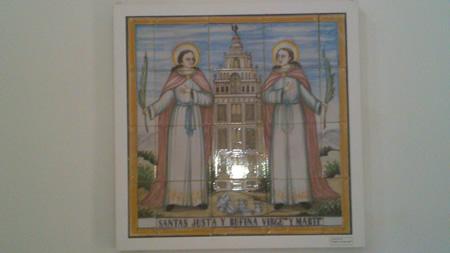 Santa Justa y Santa Rufina