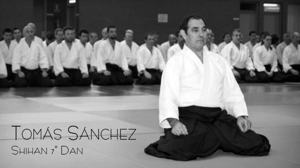 Tomás Sánchez Shihan 7ºDan 2012
