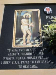 Cristo flamenco 450