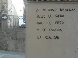 Grafitti sant jordi