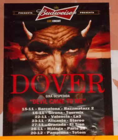 Dover Gira