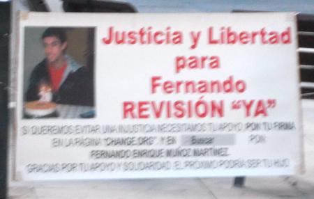 Justicia y libertad Fernando 1