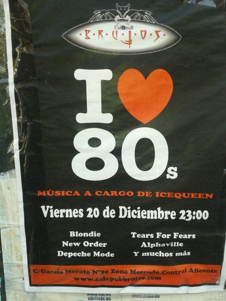 Imagen realizada el 15 de Diciembre en la Calle Capitán Segarra (Ruta de la madera).