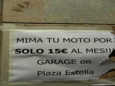 Momento de realización de la foto: 6 de diciembre de 2013 Localización: Calle San Carlos  Si quieres mimar tu moto no lo dudes ¡llama ya! Te lo quitan de […]