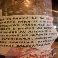 Momento de realización de la foto: 2 de enero de 2014 Localización: Avenida de Alcoy Este señor se ofrece para cuidar a niños o a personas mayores, no tiene problema […]