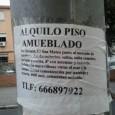 Momento de realización de la foto: 2 de Enero de 2014 Lugar: Calle Hermanos López Osab (Plaza Doctor Gómez Ulla) No hay nada como un lugar bien comunicado, con […]