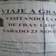 Momento de realización: 2 de Enero de 2014 Lugar: Carrer Vazquez de Mella (Enfrente del Instituto Alicantino de Oncología. Perpetuo Socorro) Mucha gente va a Granada para ver la […]