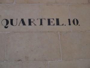 Fotografiado el 30/12/13 en el convento de las Monjas de Sangre