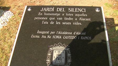 Jardín del silencio