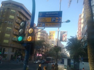 Aparcamientos de Alicante