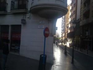 Calle Pintor Sorolla