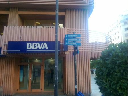 Indicadores frente al bbva lugares de la red viaria for Red oficinas bbva