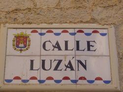 Calle Luzán