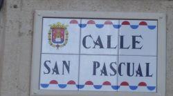 Calle San Pascual
