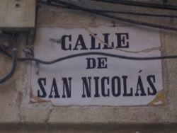 Calle de San Nicolás