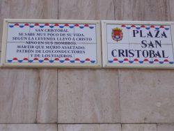 Plaza San Cristobal