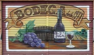Graffiti de comercio