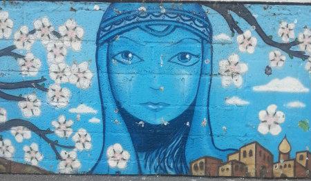 Graffiti en muro for Murales faciles y creativos