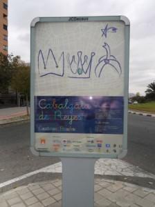 21 anuncio cabalgata reyes magos via parque