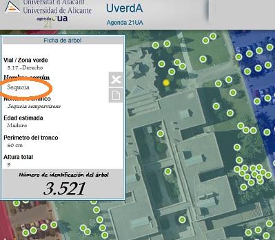 Magnífica aplicación Uverda. Consultar el catálogo de especies de la Universidad de Alicante y su distribución por zonas. Excelente catálogo mapificado de especies vegetales existentes en el campus de la […]