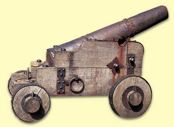 Armas De La Edad Moderna