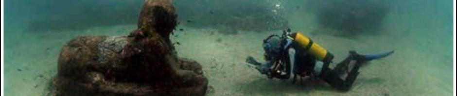 Arqueología submarina