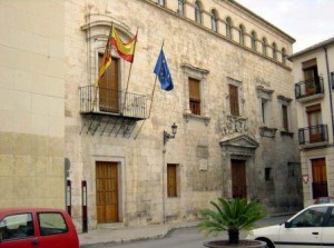 Palacio municipal de Villena