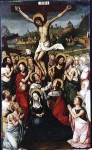 Cristo de la Redención, de Vicente Macip