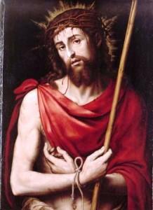 Ecce-Homo, de Juan de Juanes