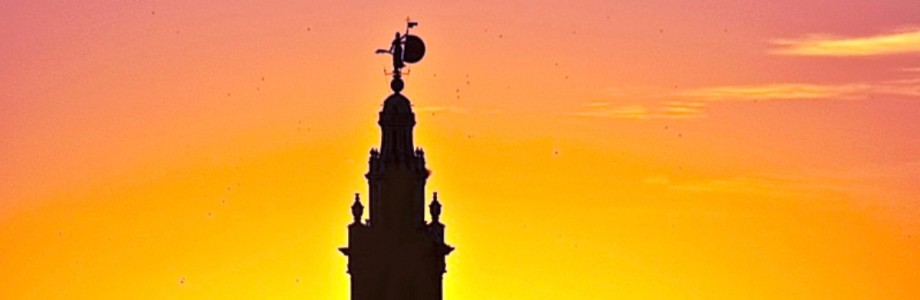 Atardece en Sevilla