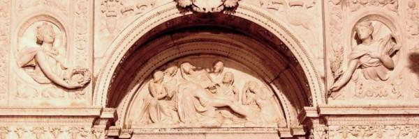 Sepulcro de Ramon Folc de Cardona-Anglesola (detalle)