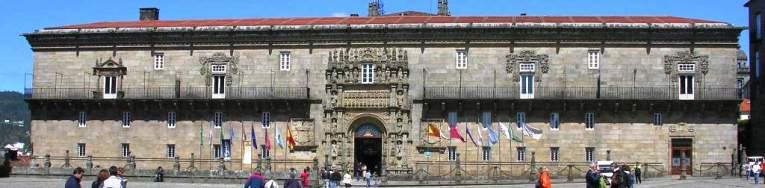 Hospital de los Reyes Católicos, Santiago de Compostela