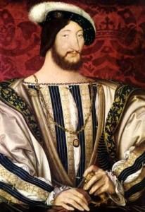 Francisco I de Francia (lasmanzanasdulces)