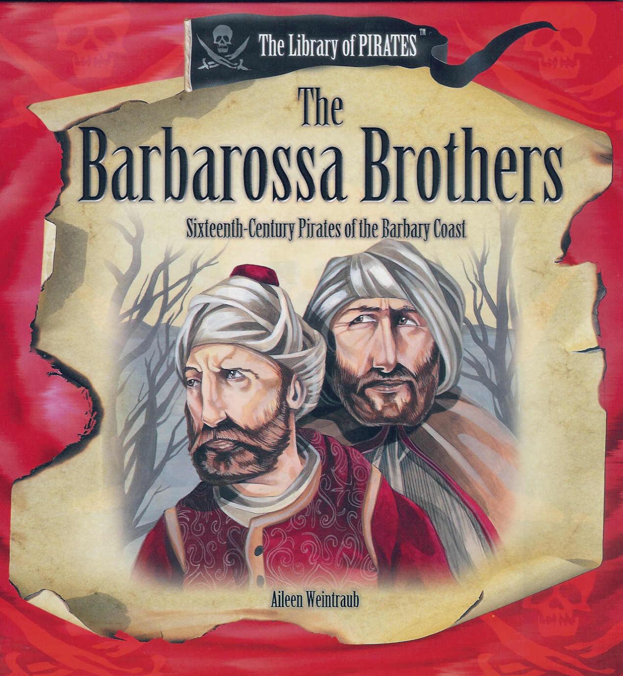 Los hermanos Barbarroja (cindyvallar)