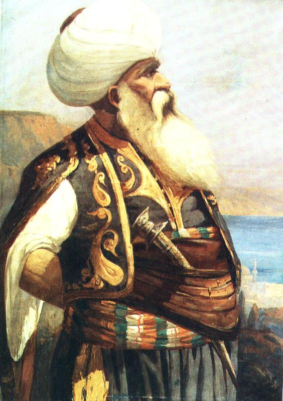 Historias de Piratas y Corsarios Dragut-turkkorsanlari