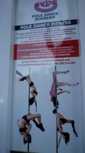 Ballet, Brake y ahora pole dance