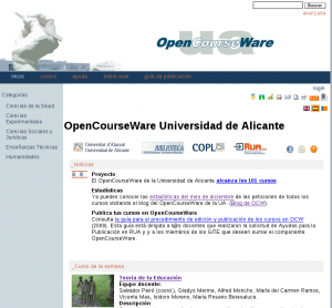 opencourseware consortium mit Free mit courses published during the last six months.