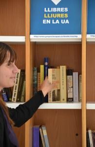 Libros libres en la UA