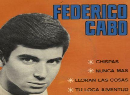 Federico Cabo Festival de la canción de benidorm 1965