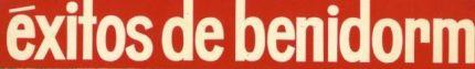 Éxitos de Benidorm 1967