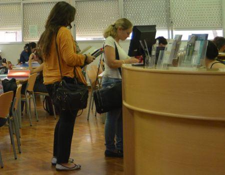 Biblioteca de Ciencias. Universidad de Alicante