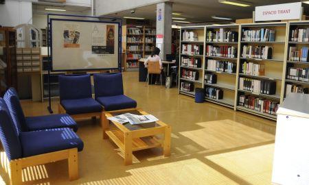 Biblioteca de Derecho. Espacio Tirant
