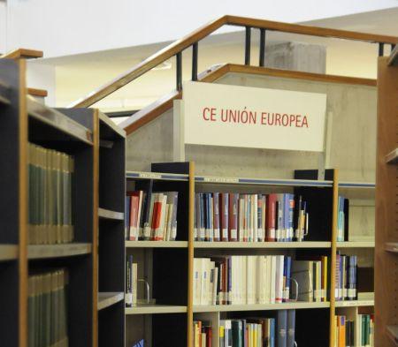Sección Unión Europea. Biblioteca de Derecho