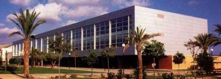 Edificio de la Biblioteca General