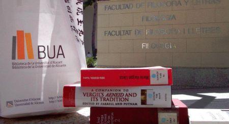 Fotografía. concurso en Facebook  de la Facultad de Filosofía y Letras