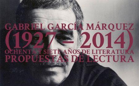 Fotografía: Las 2 orillas. A la izquierda de Gabriel García Márquez. http://bit.ly/1rAsY4p