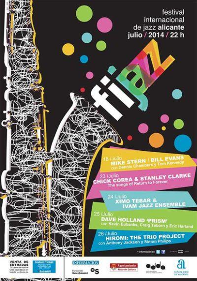 Festival Jazz Alicante 2014