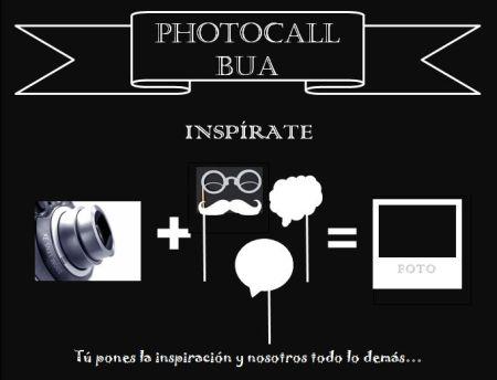 photocall bua inspirate